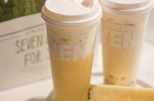 为探索美味茶饮,搭乘上通往夏季的7号线