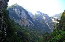 莲花峰瀑布7