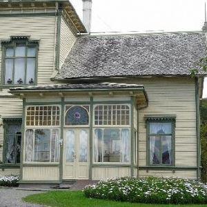特罗豪根葛利格博物馆旅游景点攻略图