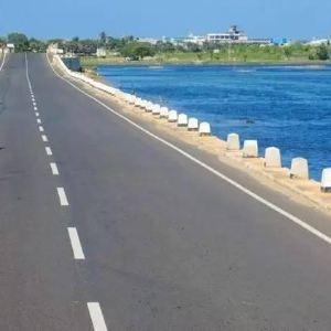 海岛公路旅游景点攻略图