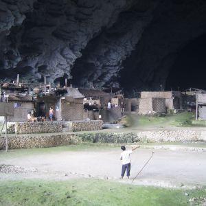 中洞旅游景点攻略图