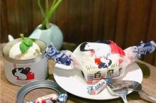 每日一咖-这里受欢迎的不只鲸鱼,还有大白兔款的蛋糕和冰淇淋~