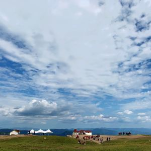 飞狐峪·空中草原旅游景点攻略图