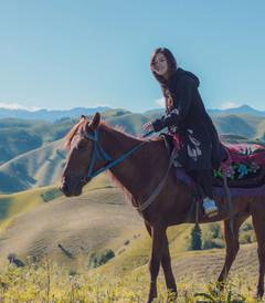 [新源游记图片] 惊艳了我的时光之旅,那拉提的秋--新疆