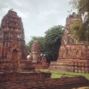 玛哈泰寺旅游景点攻略图