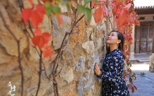 北京秋游好去处,古北水镇的秋天,有醉美的红叶
