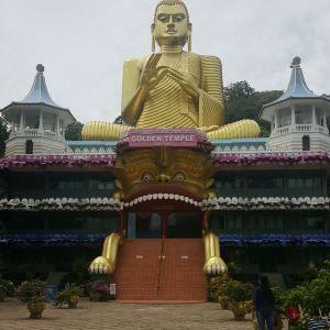 丹布拉石窟寺旅游景点攻略图