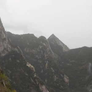 飞鱼岭旅游景点攻略图