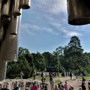 西贝柳斯公园旅游景点攻略图