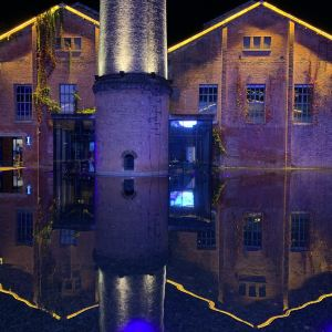 景德镇陶溪川创意广场旅游景点攻略图