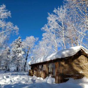 雪乡十里冰雪画廊旅游景点攻略图