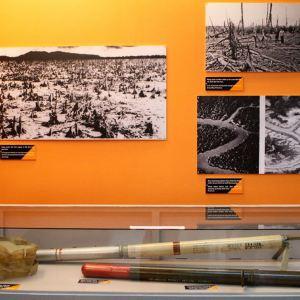 战争遗迹博物馆旅游景点攻略图