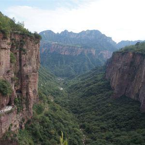 万仙山旅游景点攻略图