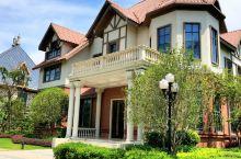 值得一去的酒店——阳江伊斯登度假公寓  位于海陵岛景区,十里银滩东,占地1800亩,内拥海岛千亩滨海