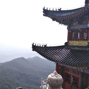 茱萸峰旅游景点攻略图