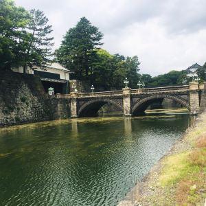 二重桥旅游景点攻略图