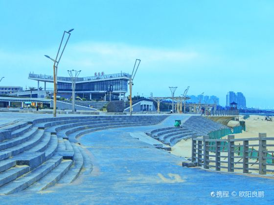 룽펑터우 해수욕장