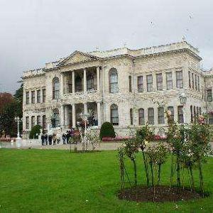 多尔玛巴赫切宫旅游景点攻略图