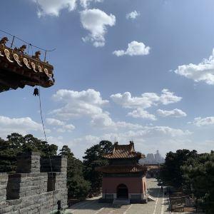 清昭陵(北陵公园)旅游景点攻略图