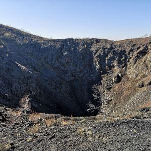 老黑山旅游景点攻略图