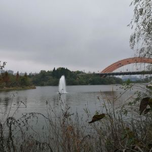 观山湖公园旅游景点攻略图