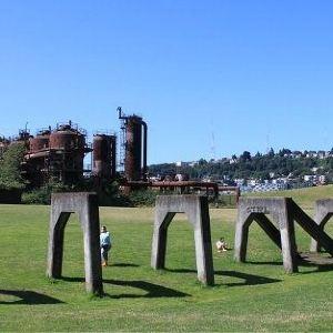 煤气厂公园旅游景点攻略图