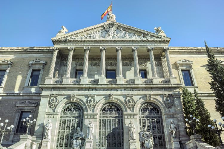National Library of Spain