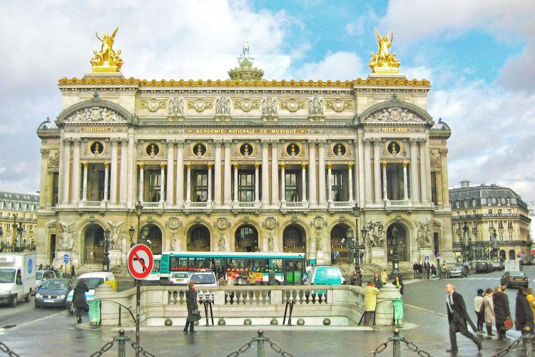 Opera district