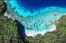梦幻大洋深处,南太平洋飘渺一梦