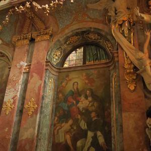 阿桑教堂旅游景点攻略图