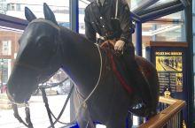 参观多伦多警察博物馆