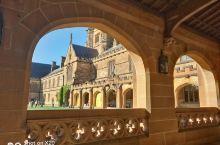 《哈利波特》取景地,高颜值的悉尼大学