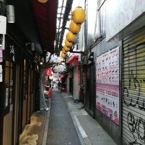 新宿黄金街旅游景点攻略图