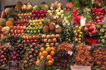 """欧洲最美的集市-巴塞罗那""""波盖利亚""""市场"""