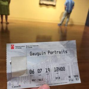 加拿大国家美术馆旅游景点攻略图