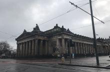 雨中的王子街