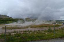 冰岛Gewsir(盖锡尔)间歇喷泉