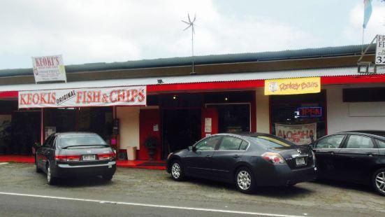 Keoki's Ono Fish n Chips