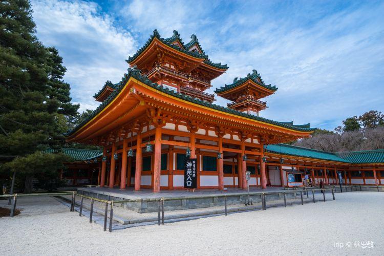Heian Shrine1