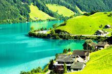 灿烂夏日徒步瑞士 走过山河湖泊,邂逅田园牧歌