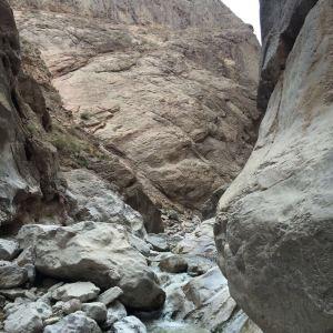 阿图什大峡谷旅游景点攻略图