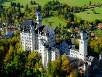 秋天的童話- 德國巴伐利亞-巴登符騰堡自駕之旅