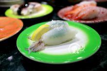 九州特色小墨鱼寿司