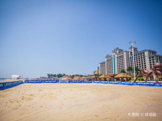 바이하이인사(벽해은사) <헝다하이상 베네치아 호텔(항대해상베네치아호텔)>