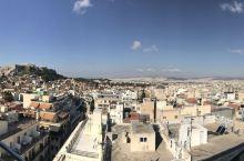 雅典酒店直接看到卫城