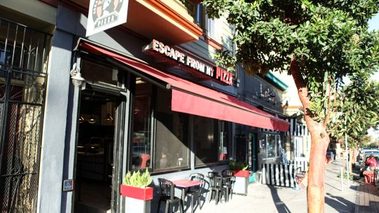 Escape From New York Pizza (Haight)
