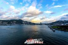 长崎港的清晨