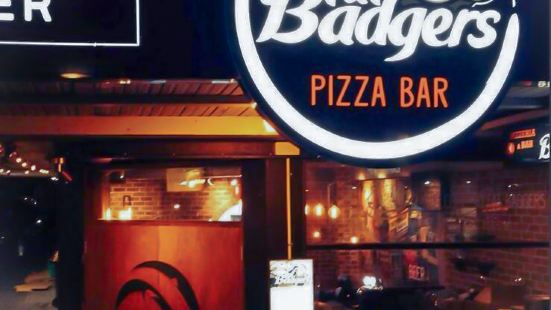 Fat Badger's Pizza