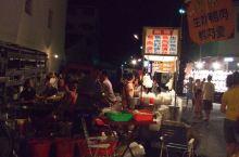 台南武圣夜市 吃货的天堂