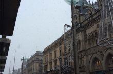 格拉斯哥雪景